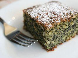 posni kolač sa makom recept