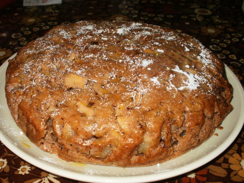 Posna slavska torta