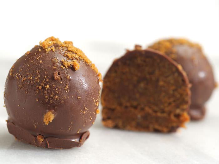 Čokoladna keks kuglice