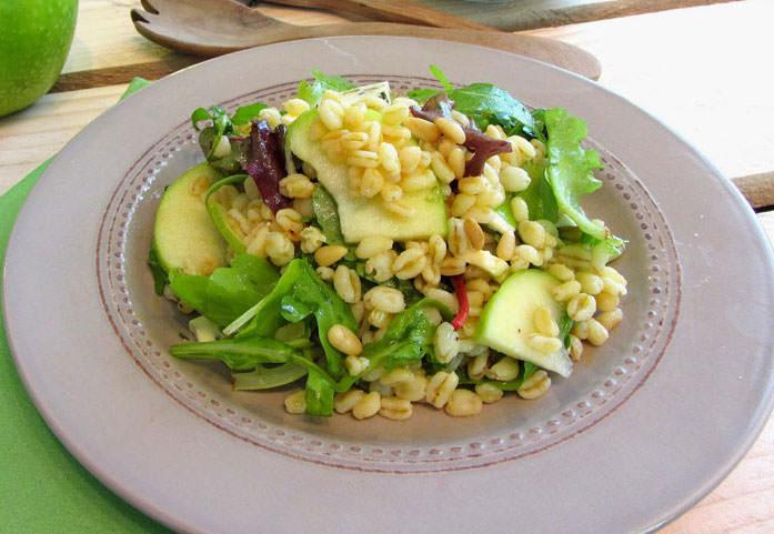 Osvežavajuća posna salata