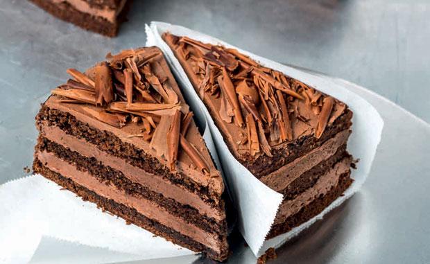Posna torta od čokolade